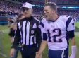 Tom Brady Dropped F-Bomb On Referee After Patriots Lost To Panthers (NSFW VIDEO)
