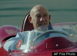 Stirling Moss Elevator Injury Fall Shaft