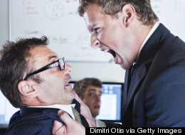 What's The Worst Industry For Bullying At Work?