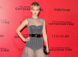 Jennifer Lawrence's 'Catching Fire' Dress Leaves Little To The Imagination (PHOTOS)