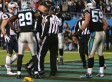 Refs Pick Up Flag On Last Play Of Patriots' 24-20 Loss To Carolina (VIDEO/PHOTOS/POLL)