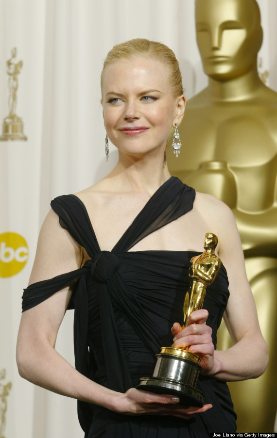 Nicole Kidman Admits Oscar Win Was Bittersweet Following ...