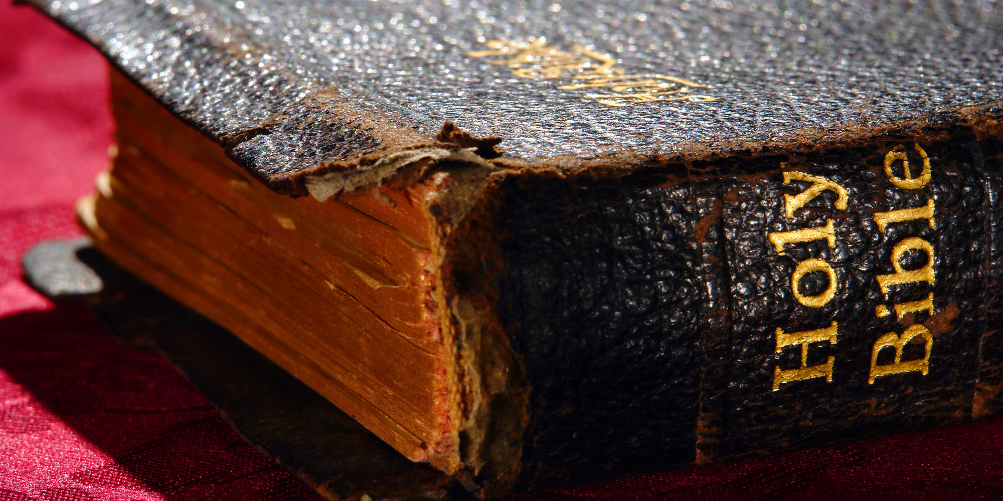 Does the Bible Need to Be Set Free? | HuffPost