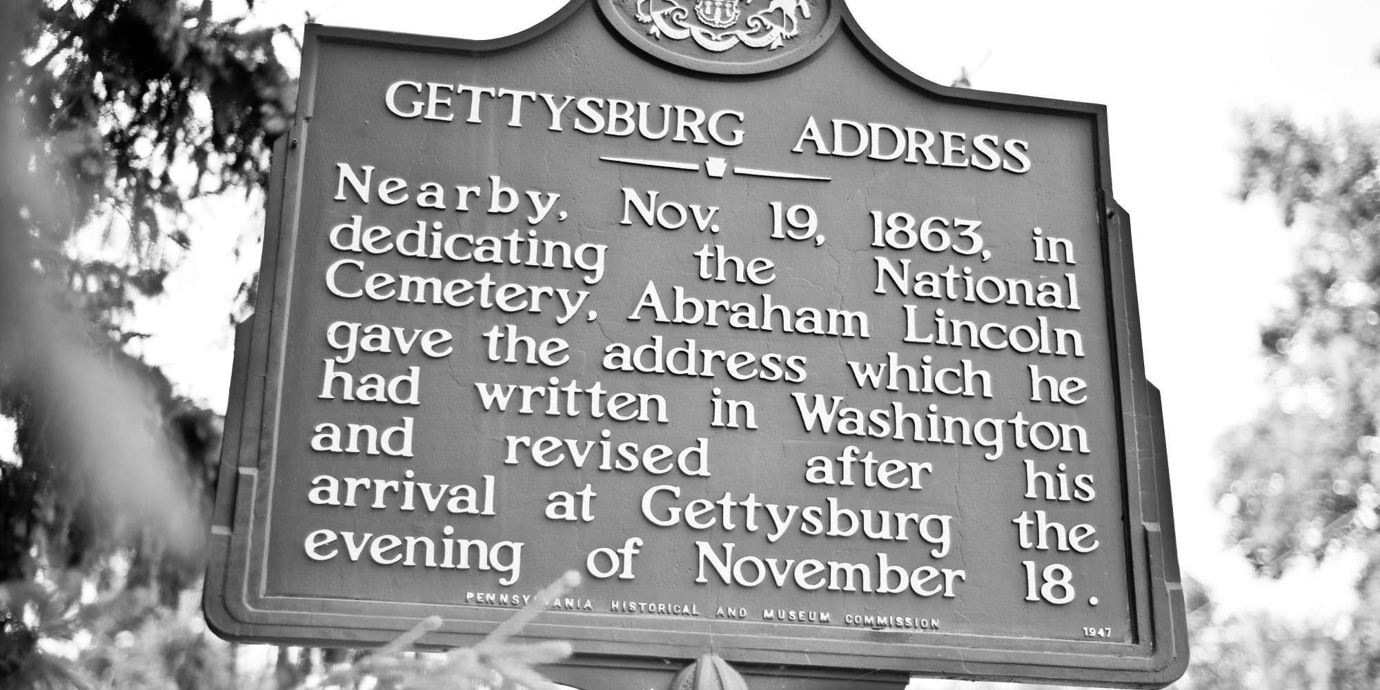 Can someone explain to me the Gettysburgs adress?