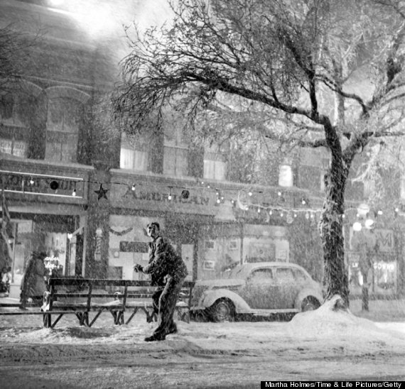 Rare Its A Wonderful Life Photos Will Make Your Day Huffpost