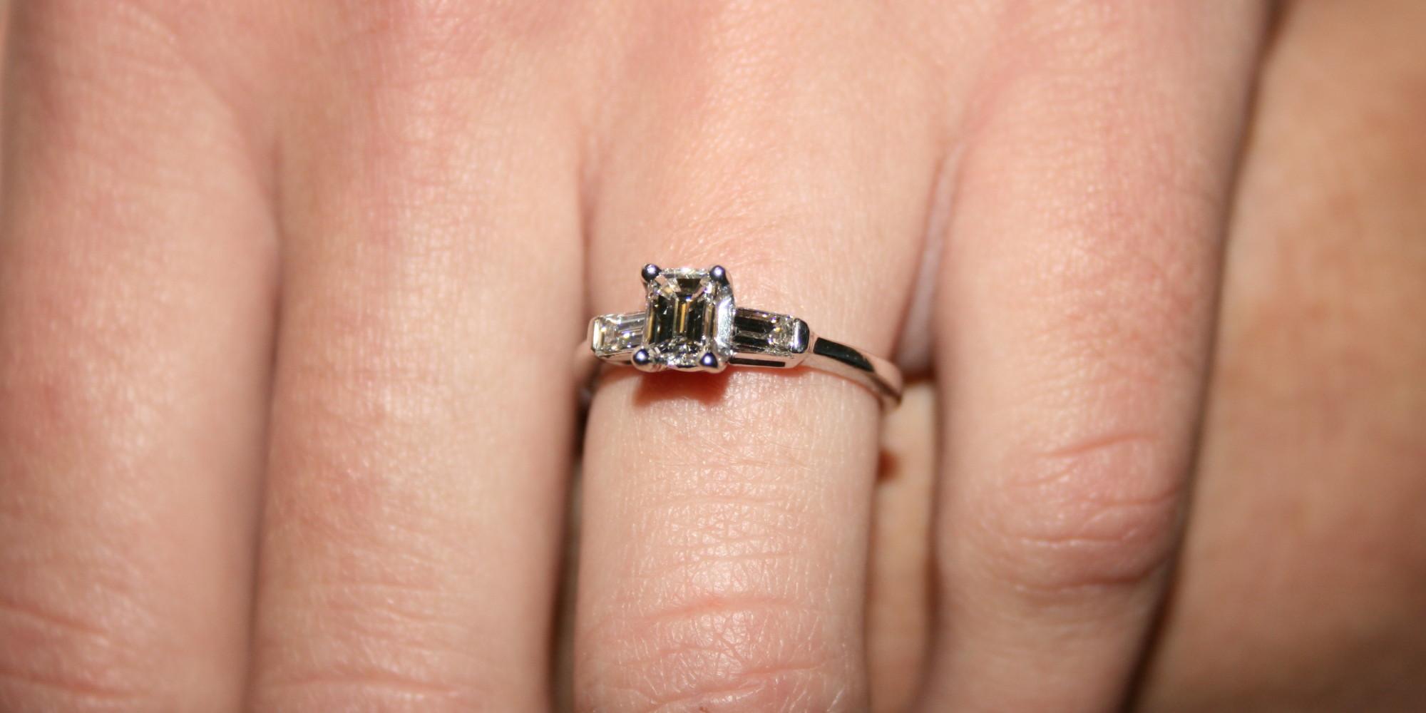 facebook engagement posts b pretty wedding rings