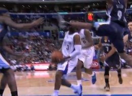 tony allen kicked chris paul