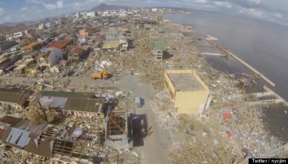 philippine typhoon devastation