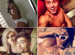 Selfie Is The Word Of The Year - 40 Celebs Who Prove This Is True