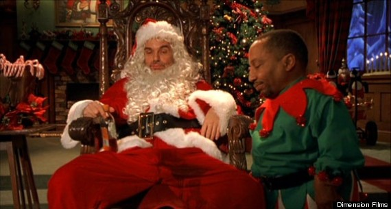 bad santa billy bob