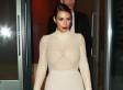 Kim Kardashian Wears See-Through White Top Which Leaves Us Cold (VIDEO, PHOTOS)