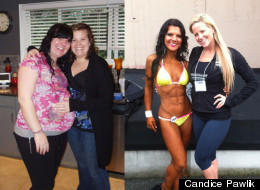 From 242 Pounds To A Bikini Model
