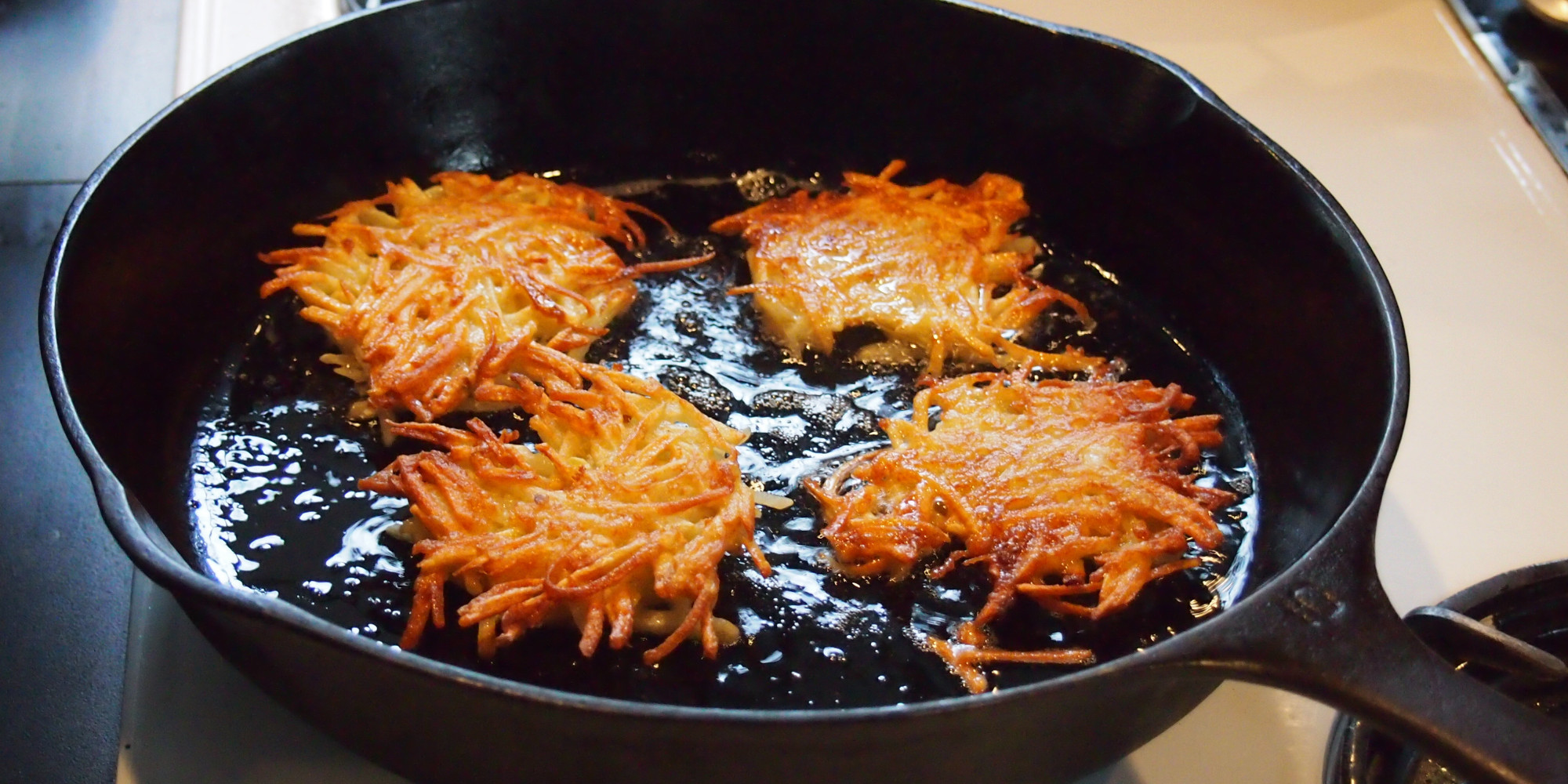 20 Healthy New Takes On Traditional Latkes | HuffPost