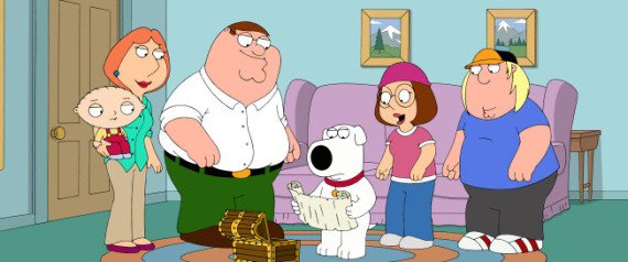 family guy salary