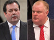 Jason Kenney Calls On Rob Ford To Step Aside