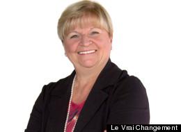 Lorraine Pagé quitte les rangs du Vrai changement