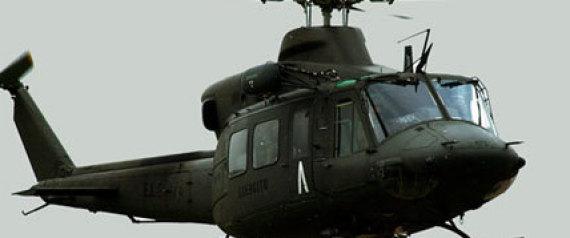 Amianto elicotteri