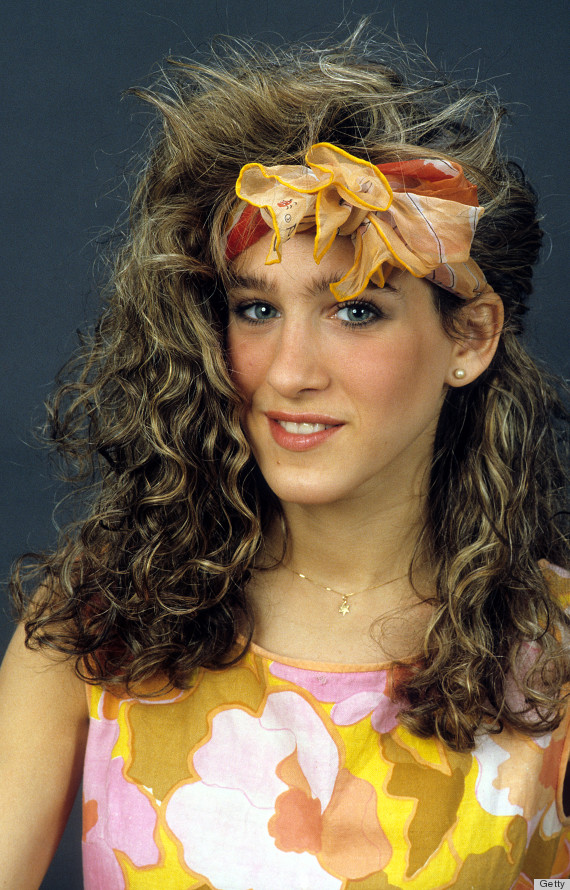 Outstanding 80S Hairstyles Curly Hair Hairstyle Inspiration Daily Dogsangcom