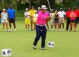 Chi Chi Rodriguez Hits Himself In Groin With Golf Ball (VIDEO)