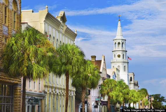 Charleston Sc Number One City In The World