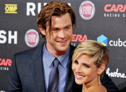 chris hemsworth elsa pataky baby