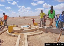 somalia well
