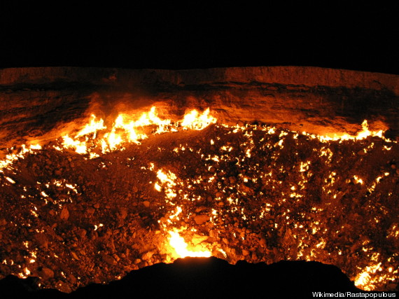 doortohell3 & The Door To Hell Is Possibly The Creepiest Place On Planet Earth ... Pezcame.Com