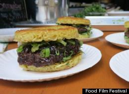 Chicago Food Film Fest Launches Wednesday -- With Ramen Burgers