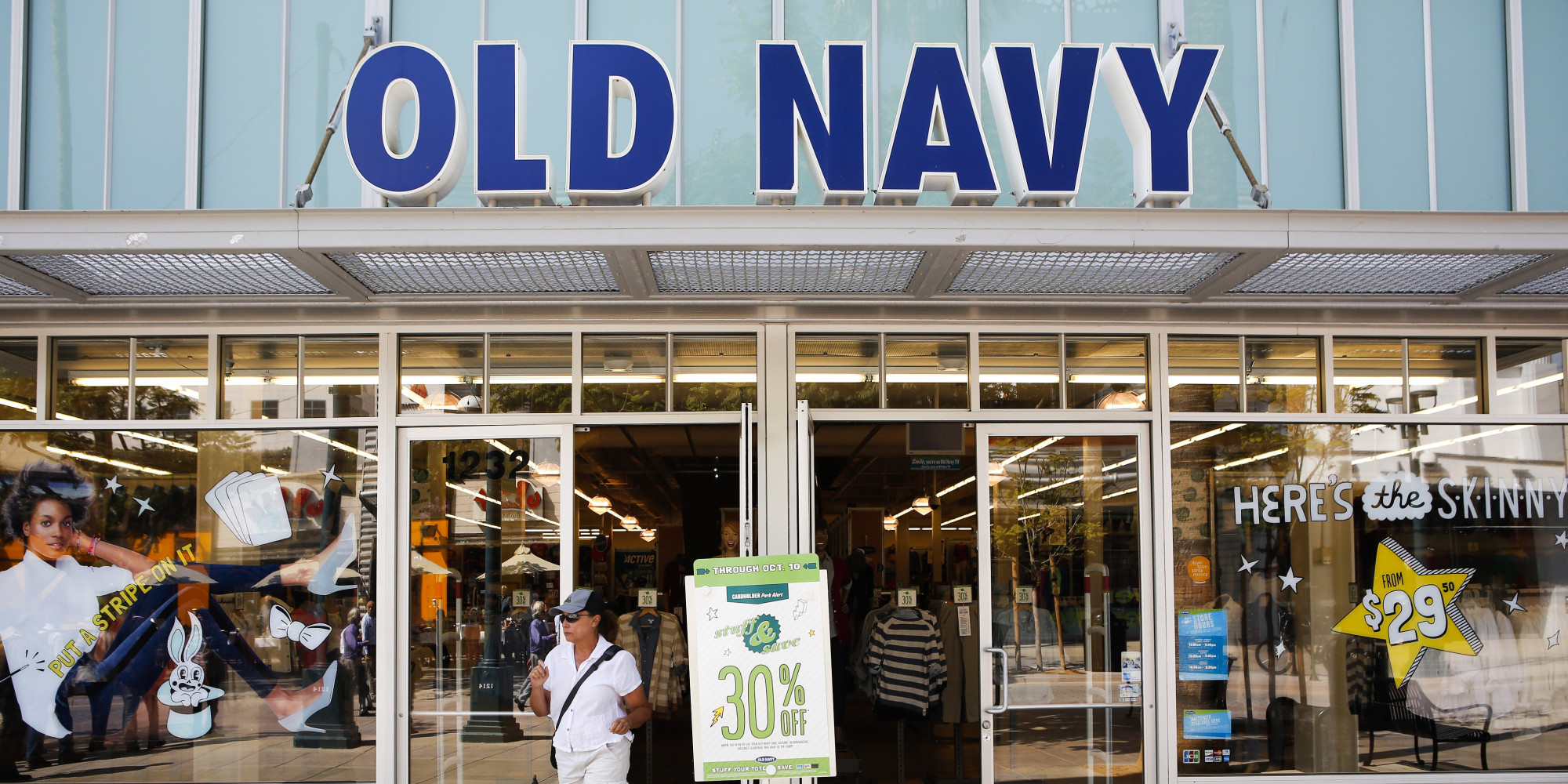 2 reviews of Old Navy
