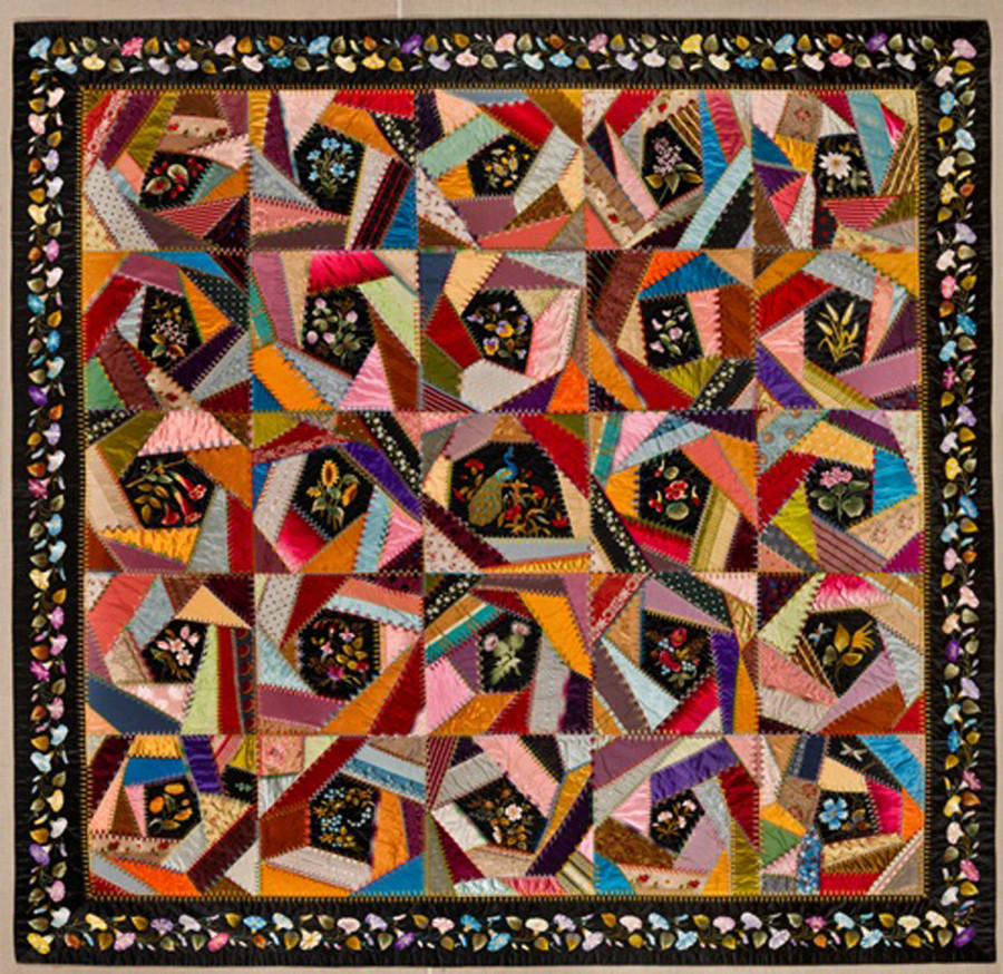 The Anonymous World Of Quilting, Viewed Through The Eyes Of A ... : history of quilts in america - Adamdwight.com
