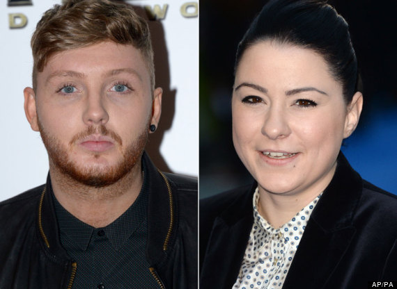 james arthur lucy spraggan