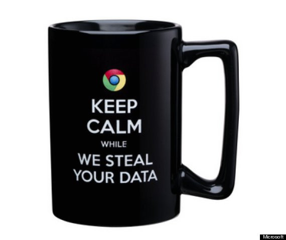 microsoft mug