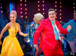 'Strictly' Star Suffers Agonising Injury