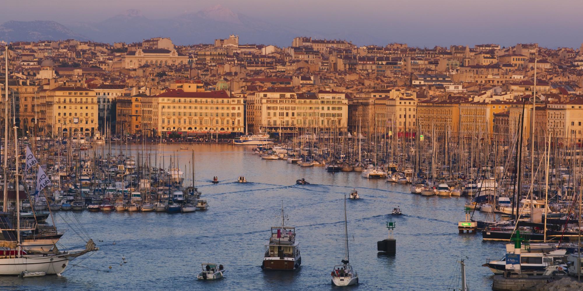 Great Weekend Getaways  Marseille France  HuffPost UK