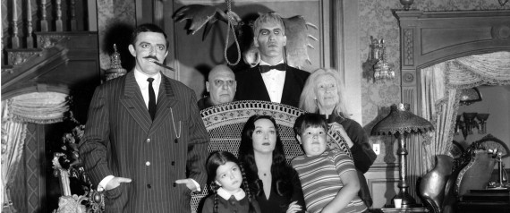 ADDAMS FAMILY JOHN ASTIN