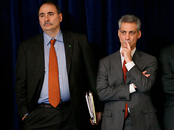 Rahm And Axe