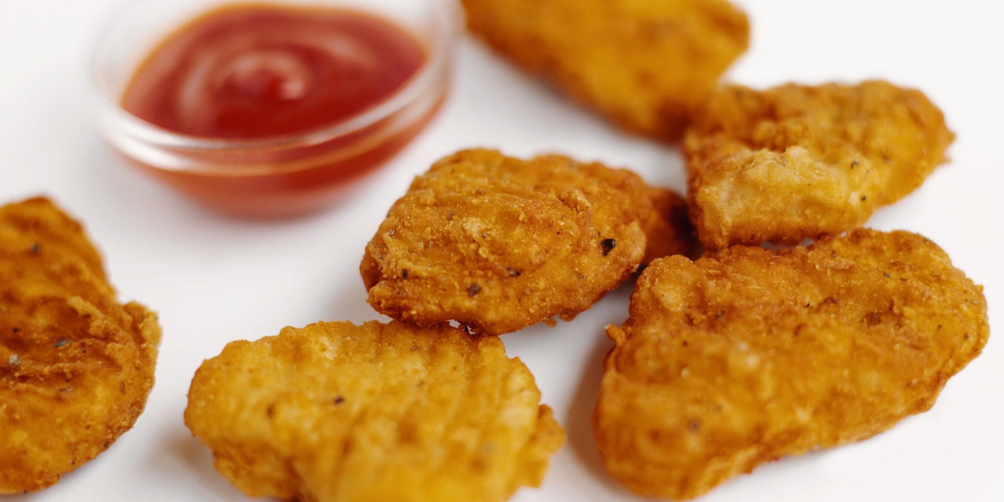 Домашние куриные наггетсы рецепт американская кухня 43