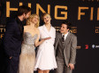Jennifer Lawrence Went Around The World In 9 Days For 'Catching Fire'