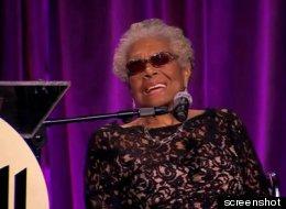 Maya Angelou: 'Easy Reading Is Damn Hard Writing'