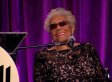 Maya Angelou Sings, Delivers Compassionate Speech At National Book Awards 2013 (VIDEO)