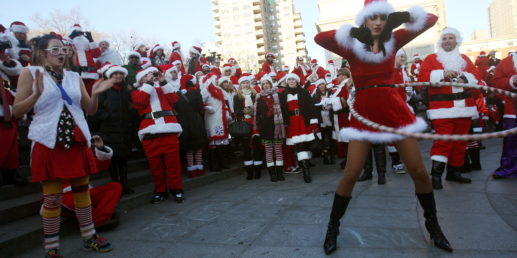 Santacon S Been Too Naughty To Come To Town Midtown