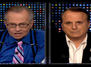 Larry King Eric Massa