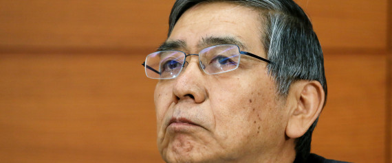 BANK OF JAPAN KURODA