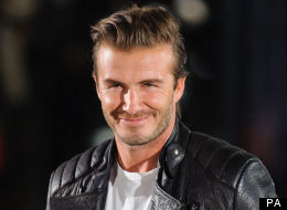 David Beckham's Clothes Joining Victoria's Shoes In Charity Giveaway