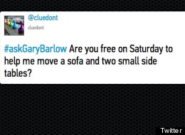 The Funniest #askGaryBarlow Tweets