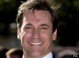 Jon Hamm Takes Fresh Aim...