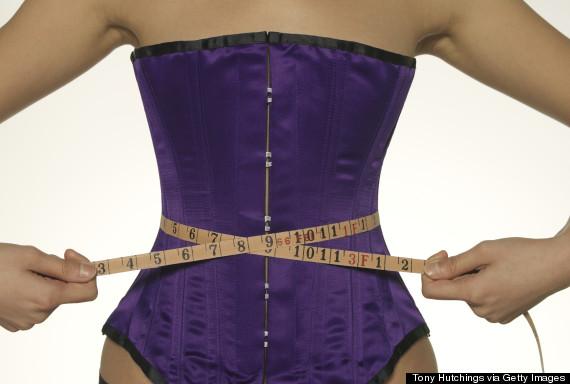 corset diet