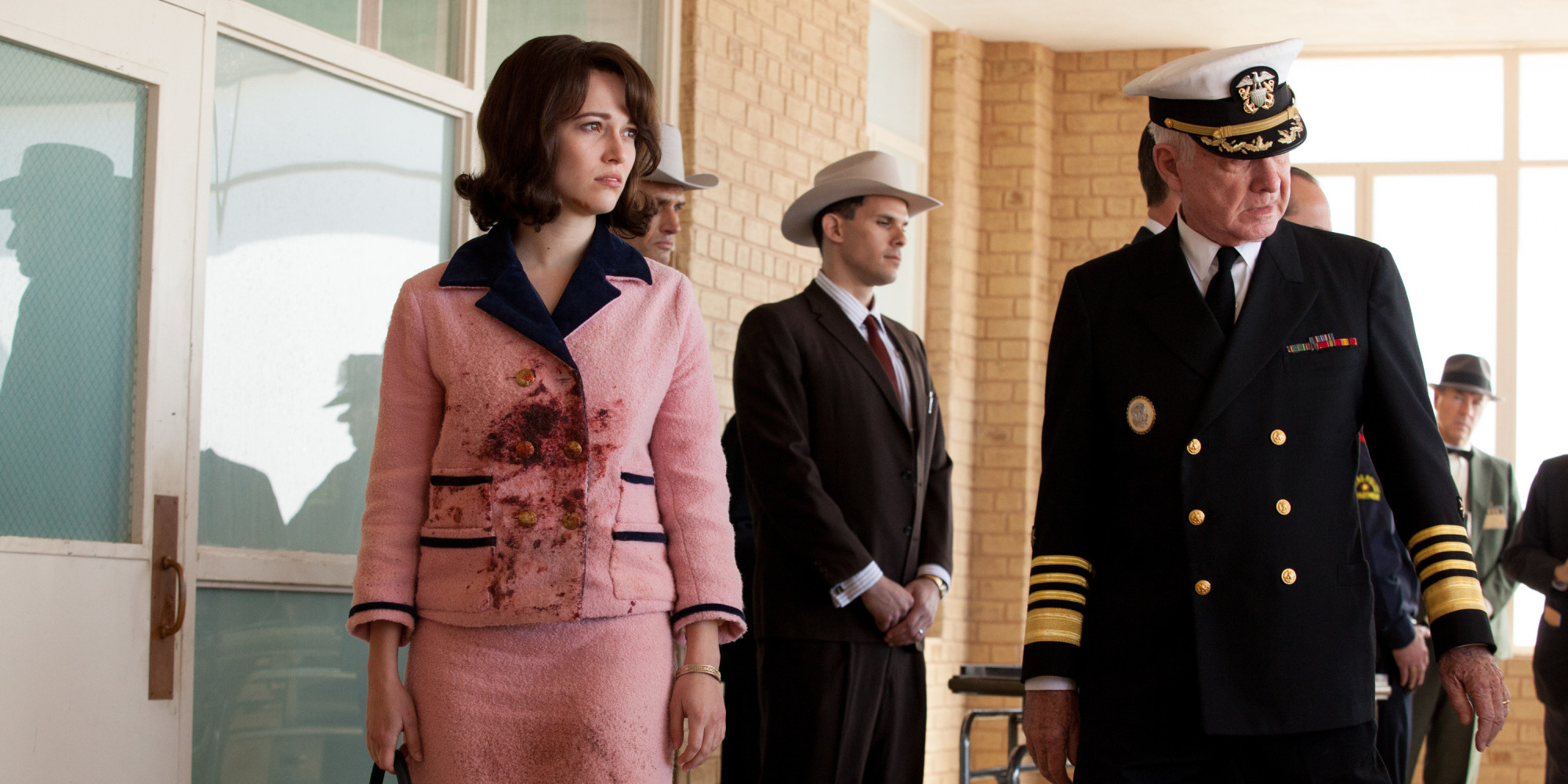 The Gallery For Gt Jackie Kennedy Blood Stained Suit
