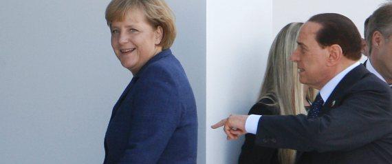 silvio berlusconi euro