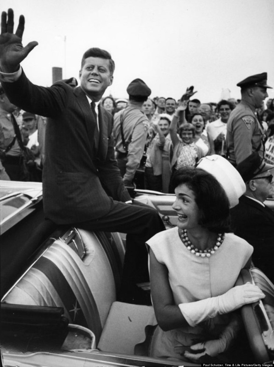 John Kennedy Dead On the anniversary of jfk's death , these photos ...